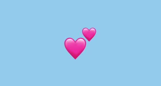what do different color hearts mean