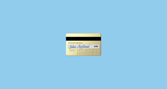 💳 Credit Card Emoji