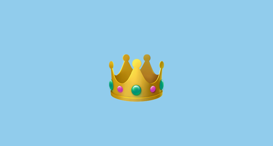 👑 Crown Emoji