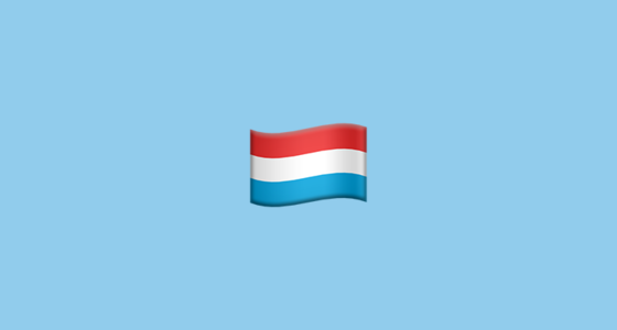 ?? flag for luxembourg emoji