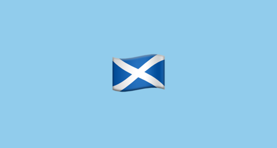 🏴󠁧󠁢󠁳󠁣󠁴󠁿 Flag for Scotland Emoji