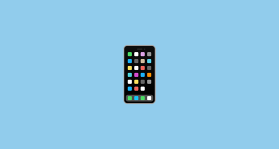 📱 Mobile Phone Emoji