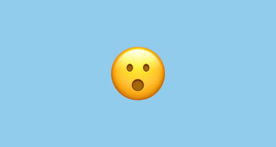 Wow Face Roblox Face With Open Mouth Emoji