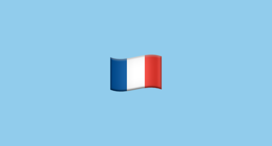 Flag For France Emoji