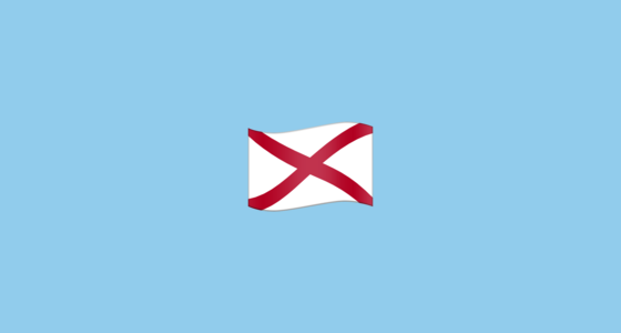 🏴󠁵󠁳󠁡󠁬󠁿 Flag for Alabama (US-AL) Emoji