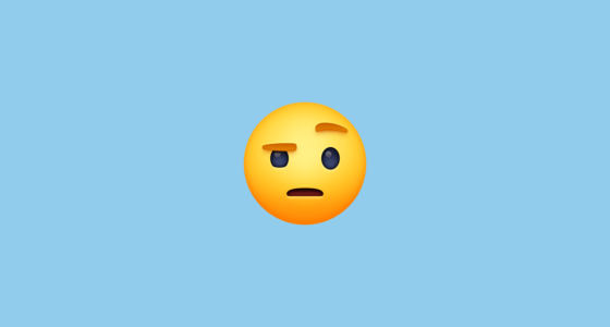 Face With Raised Eyebrow Emoji On Facebook 3 0 The best selection of royalty free emoji eyebrow raised vector art, graphics and stock illustrations. raised eyebrow emoji on facebook 3 0