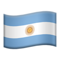 Argentina on Apple iOS 11.3