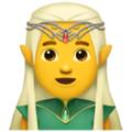 Man Elf on Apple iOS 11.3