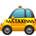 Taxi on Apple iOS 11.3