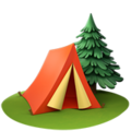 Camping on Apple iOS 12.1