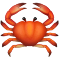 Crab on Apple iOS 12.1