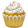 Cupcake on Apple iOS 12.1
