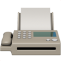 Fax Machine on Apple iOS 12.1