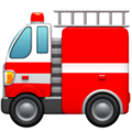 Fire Engine on Apple iOS 12.1