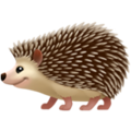 Hedgehog on Apple iOS 12.1