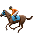 Horse Racing on Apple iOS 12.1