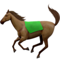 Horse on Apple iOS 12.1