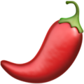 Hot Pepper on Apple iOS 12.1