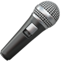 Microphone on Apple iOS 12.1