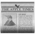 Newspaper on Apple iOS 12.1