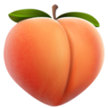 Peach on Apple iOS 12.1