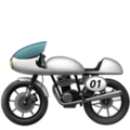 Motorcycle on Apple iOS 12.1