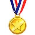 Sports Medal on Apple iOS 12.1