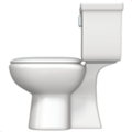 Toilet on Apple iOS 12.1