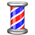 Barber Pole on Apple iOS 12.2