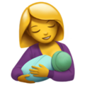 Breast-Feeding on Apple iOS 12.2