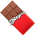 Chocolate Bar on Apple iOS 12.2
