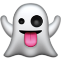 Ghost on Apple iOS 12.2