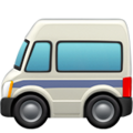 Minibus on Apple iOS 12.2