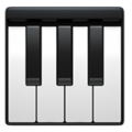 Musical Keyboard on Apple iOS 12.2