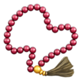 Prayer Beads on Apple iOS 12.2