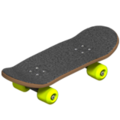 Skateboard on Apple iOS 12.2