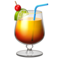 Tropical Drink on Apple iOS 12.2