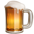 Beer Mug on Apple iOS 13.1