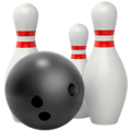 Bowling on Apple iOS 13.1