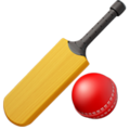 Cricket Game on Apple iOS 13.1