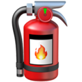 Fire Extinguisher on Apple iOS 13.1