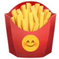 French Fries on Apple iOS 13.1