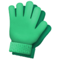 Gloves on Apple iOS 13.1