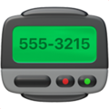 Pager on Apple iOS 13.1