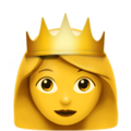 Princess on Apple iOS 13.1