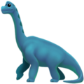 Sauropod on Apple iOS 13.1