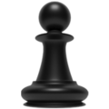 Chess Pawn on Apple iOS 13.3