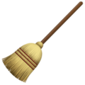 Broom on Apple iOS 13.3