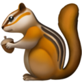 Chipmunk on Apple iOS 13.3