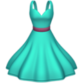 Dress on Apple iOS 13.3
